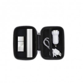Conjunto Power Bank 2000 mAh Meeting