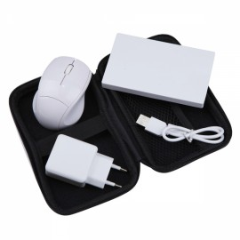 Conjunto Power Bank 4000 mAh Trip
