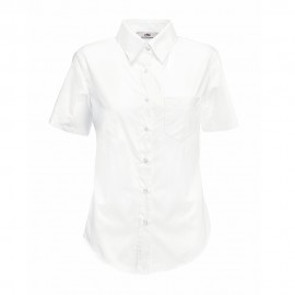 Camisa Lady Fit de manga curta 115 gr.