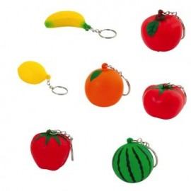 Porta-Chaves Anti-Stress FRUTY